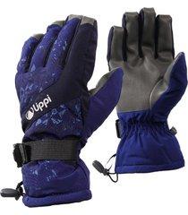 guantes snow day b-dry glove azul lippi