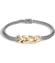women's john hardy asli classic chain link extra small bracelet