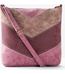borsa a tracolla (viola) - bpc bonprix collection