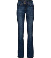 jeans elasticizzati authentic bootcut (blu) - john baner jeanswear
