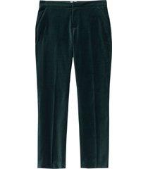 sammetsbyxor bibbi trousers