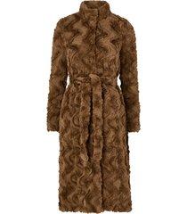 fuskpäls vmcurl long faux fur jacket
