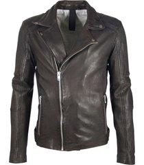 gipsy g2bhylas leder jacket