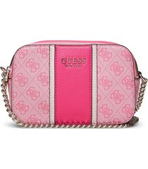 cathleen camera bag bags small shoulder bags - crossbody bags rosa guess