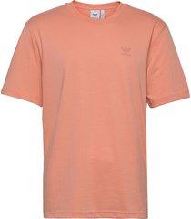 adicolor classics marshmallow trefoil tee t-shirts short-sleeved rosa adidas originals