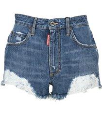 d squared high waist shorts