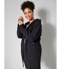 softshell jas janet & joyce zwart