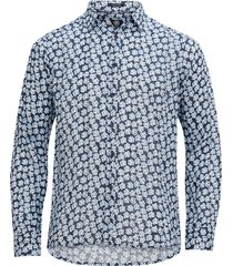 skjorta small paint flower shirt