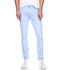 dl1961 men's cooper slim tapered leg jeans, size 40 in blue jay at nordstrom