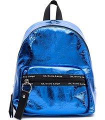 mochila azul xl extra large mechi