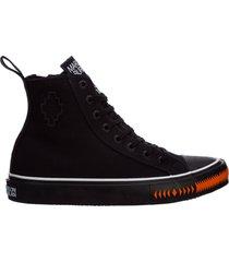 scarpe sneakers alte uomo vulcanized