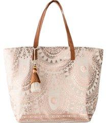borsa shopper (oro) - bpc bonprix collection