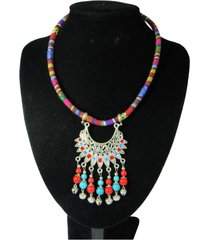 collar multicolor sasmon cl-12389