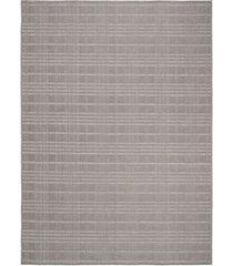 "safavieh bermuda gray 5'3"" x 7'6"" sisal weave rug"