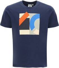kenzo kenzo sport flag t-shirt