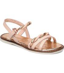 woms sandals shoes summer shoes flat sandals guld tamaris