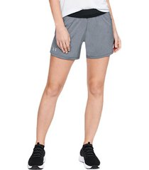 korte broek under armour launch sw go long short 1342841-001