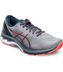 gel-kayano 27 shoes sport shoes running shoes grå asics