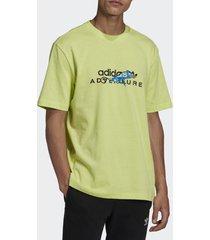 camiseta adidas adventure big logo