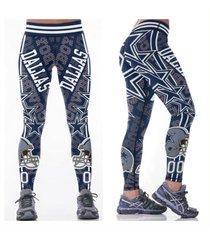 cowboys  leggings - #00 women fan gear - higher quality - nfl dallas cowboys