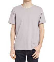 men's madewell garment dyed allday crewneck t-shirt, size x-large - purple