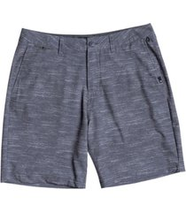 "men's union slub 19"" amphibian boardshorts"