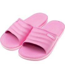 sandalia clara rosa topsoc