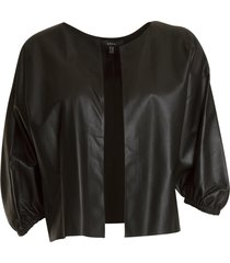 arma madee open front jacket