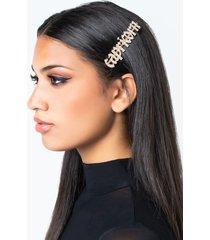 akira capricorn hair clip