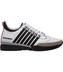 scarpe sneakers uomo in pelle 251