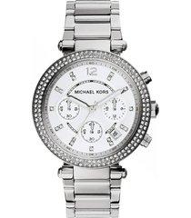 reloj michael kors parker cronografo mk5353 mujer