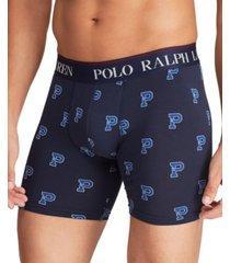 polo ralph lauren men's stretch jersey boxer briefs