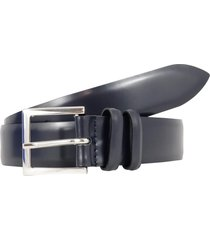 orciani 100% leather belt