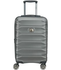"delsey meteor 21"" hardside expandable carry-on spinner suitcase, created for macy's"