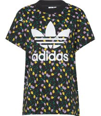 aop tee t-shirts & tops short-sleeved multi/mönstrad adidas originals