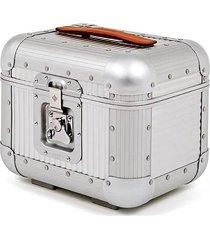 bank aluminium vanity case