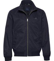 d1. the spring hampshire jacket bomberjack jack blauw gant