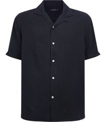 comfort tencel ss resort shirt