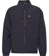 lightweight jacket dun jack blauw lyle & scott