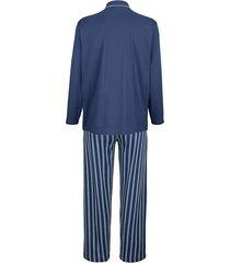 pyjamas babista blå