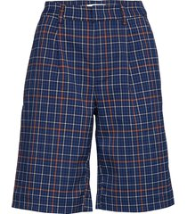 niragz shorts ma19 bermudashorts shorts blauw gestuz