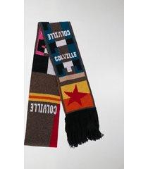 colville club logo scarf
