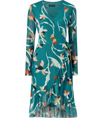 omlottklänning slnadine dress ls