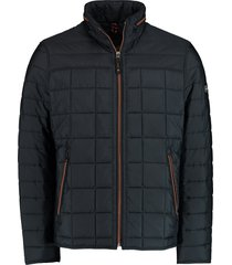 gate one winterjas donkerblauw regular 5140n3027/43