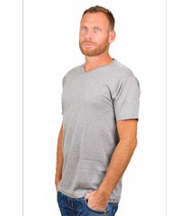 alan red t-shirt vermont light grey