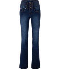 jeans elasticizzati modellanti (blu) - john baner jeanswear