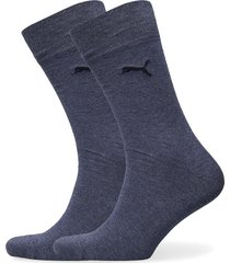 puma classic 2p underwear socks regular socks blå puma