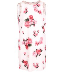 blumarine cotton dress