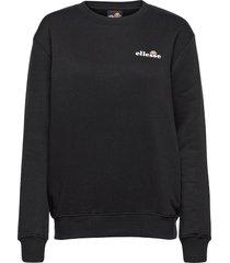 el arvello sweatshirt sweat-shirt tröja svart ellesse