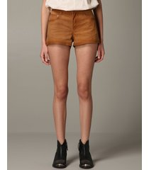 golden goose short golden goose suede shorts